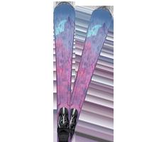 Rekreační sjezdové lyže