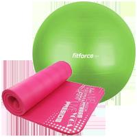 Pomůcky na cvičení, jóga