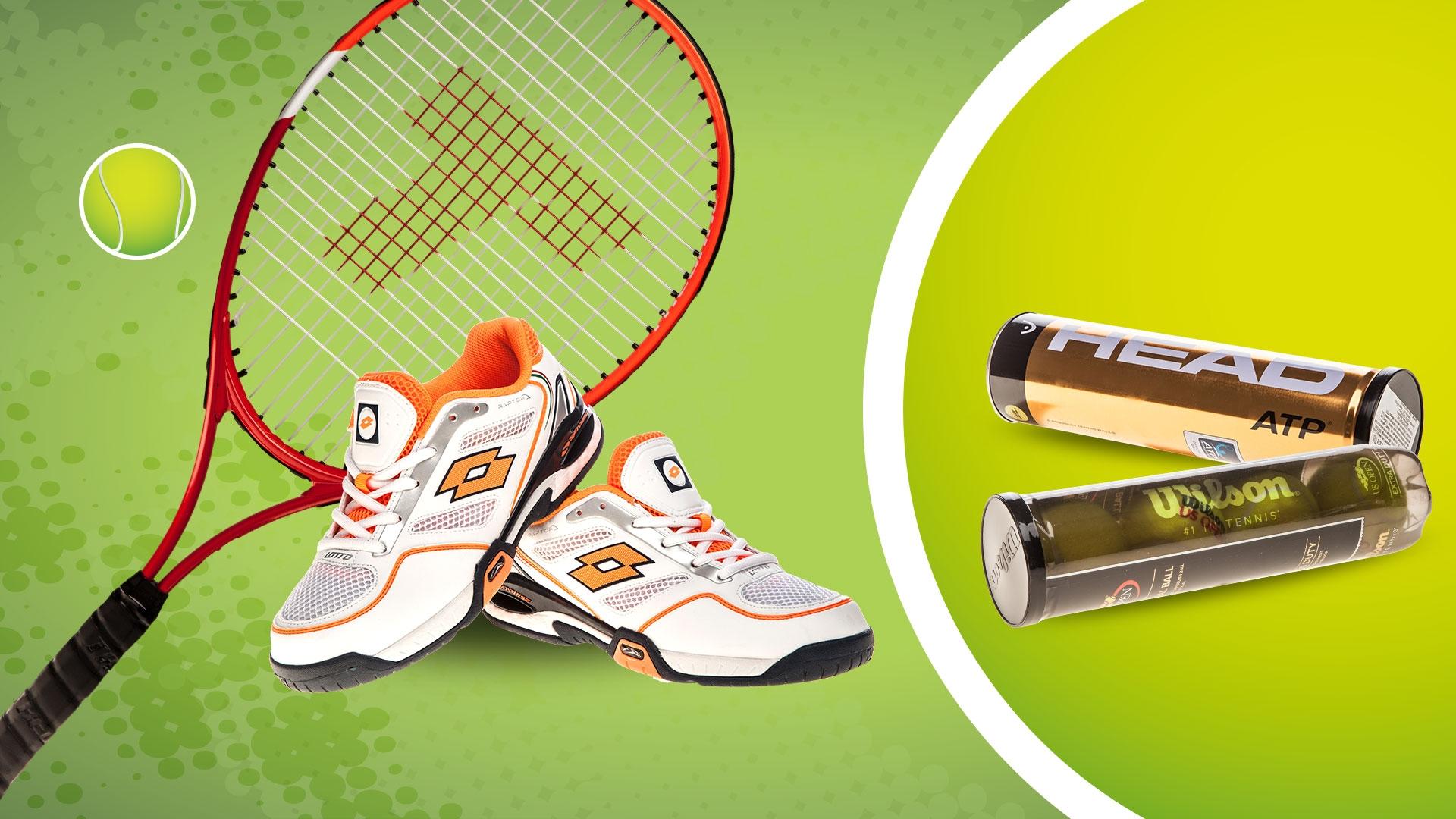 Dětský tenisový set