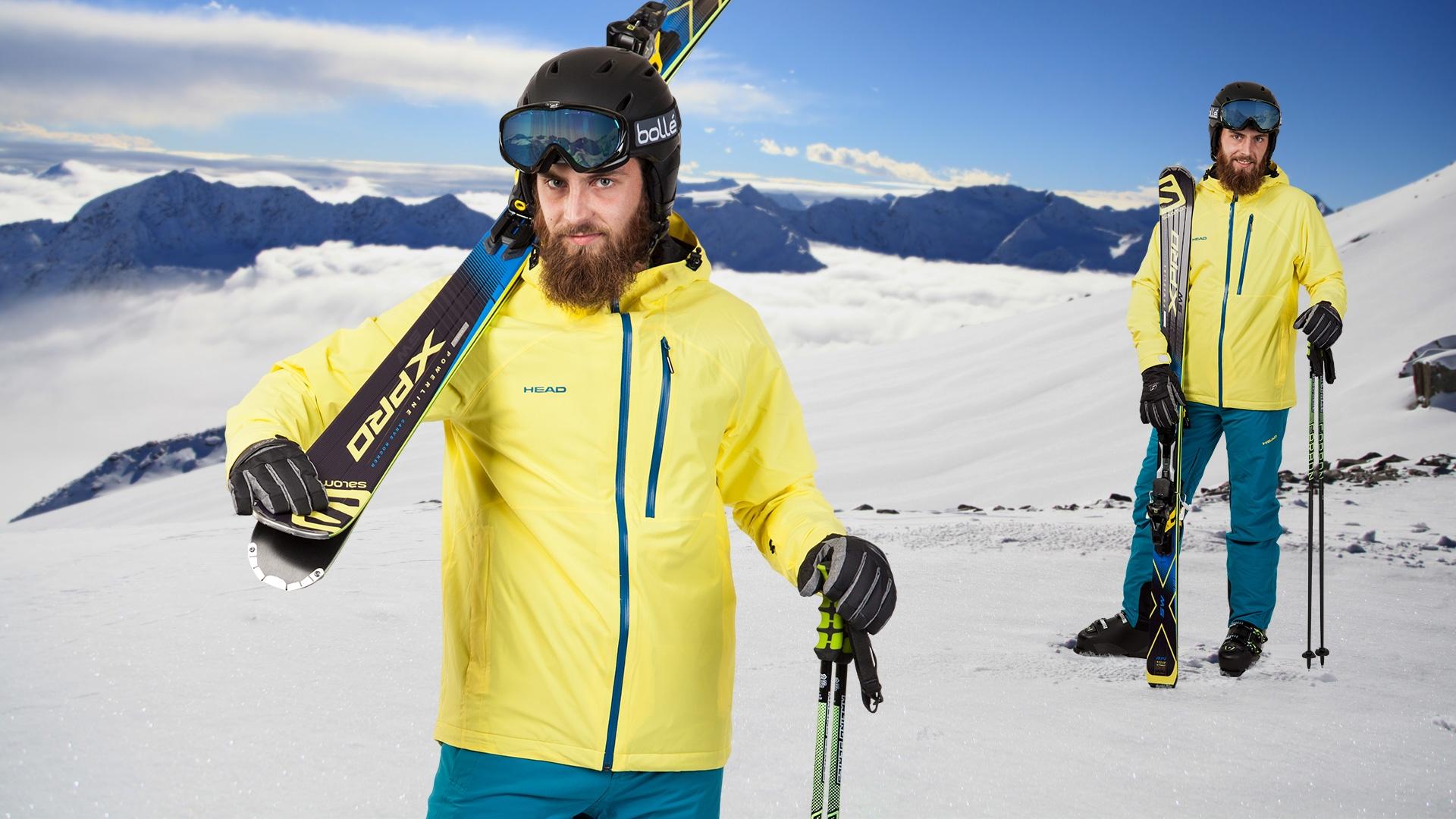 Pánský lyžařský set Head