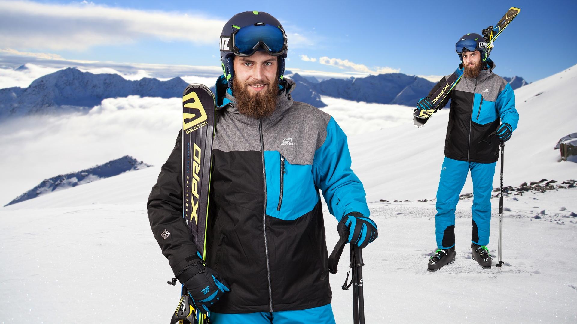 Pánský lyžařský set Hannah