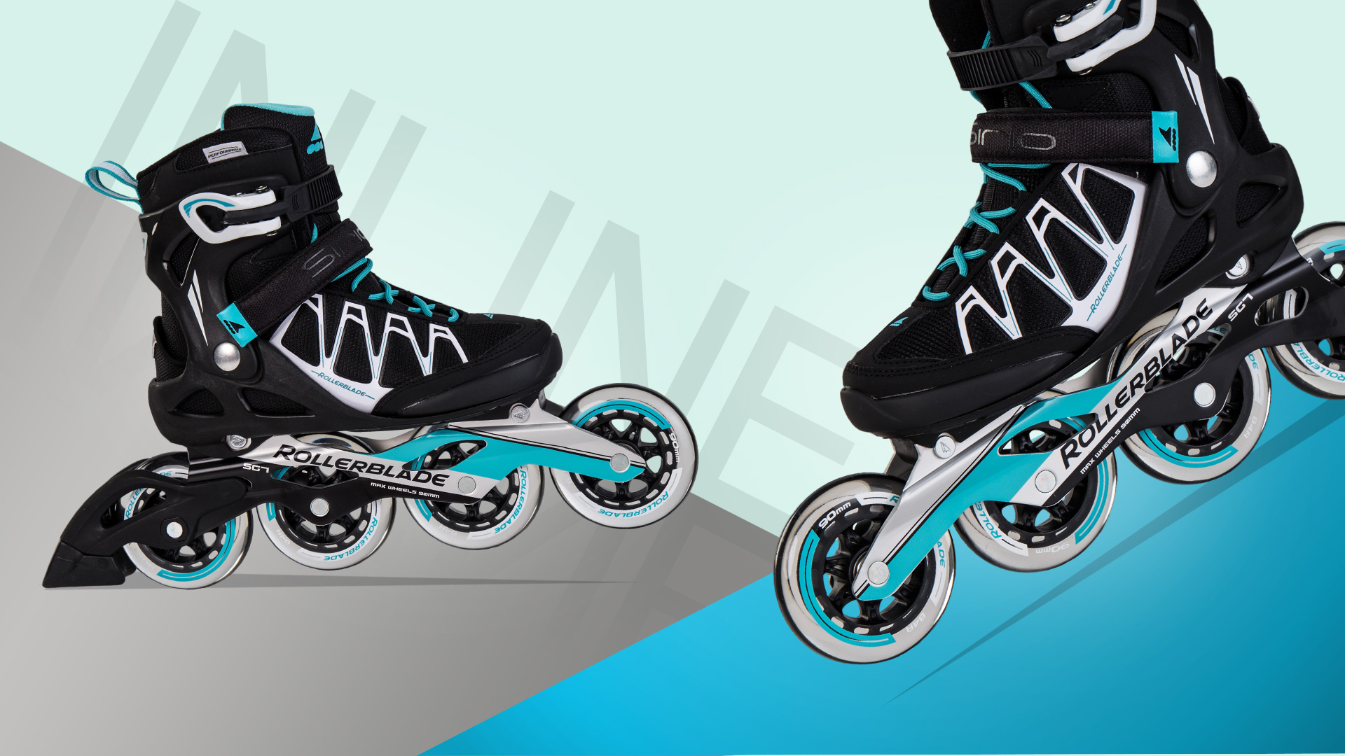 Rollerblade in-line