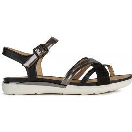 Geox D SANDAL HIVER - Dámské sandály
