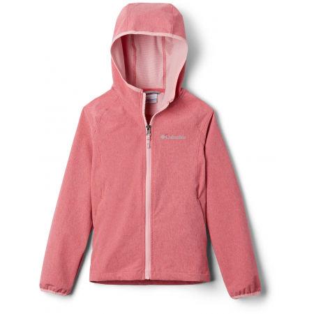 Columbia ROCKY RANGESOFTSHELL - Dívčí softshellová bunda