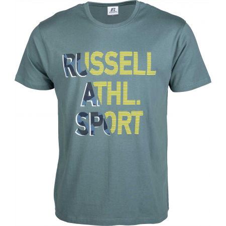 Russell Athletic RA SPORT S/S CREWNECK TEE SHIRT - Pánské tričko