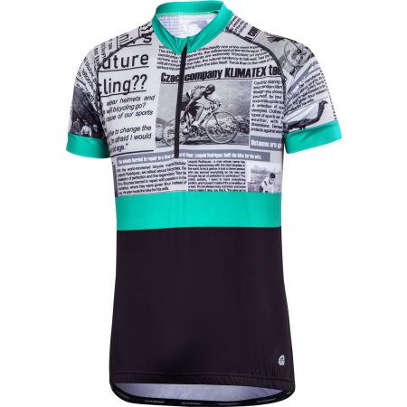 Klimatex BAREX - Pánský cyklistický dres