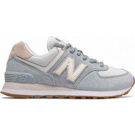 New Balance WL574SUO - Dámská volnočasová obuv