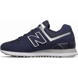 New Balance WL574EY - Dámská volnočasová obuv