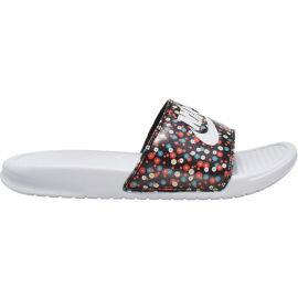 Nike BENASSI JDI PRINT W - Dámské pantofle