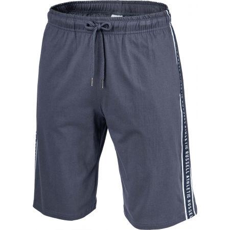 Russell Athletic STRIPED PRINTED SHORTS - Pánské šortky