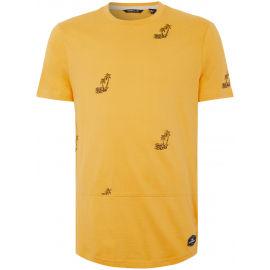 O'Neill LM PALM AOP T-SHIRT - Pánské tričko