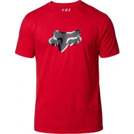 Fox STAY GLASSY SS PREMIUM TEE - Pánské triko