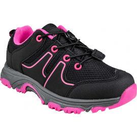 ALPINE PRO THEO - Dětská outdoorová obuv