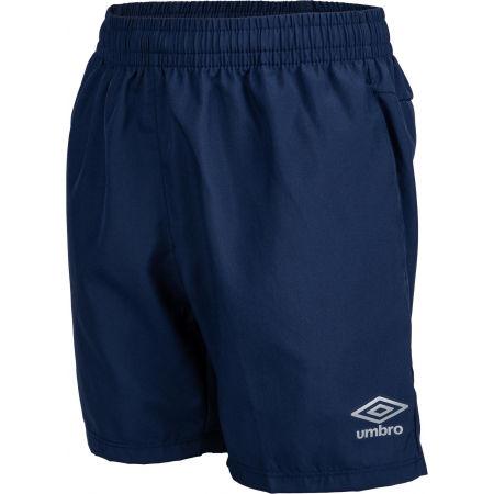 Umbro TRAINING WOVEN SHORT - Chlapecké sportovní šortky