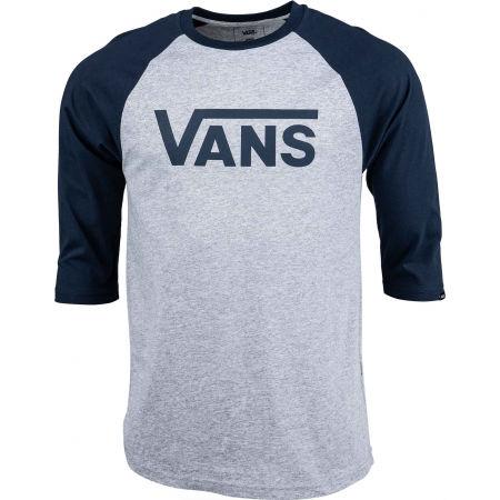Vans CLASSIC RAGLAN - Pánské triko s tříčtvrtečním rukávem