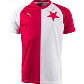 Puma SK SLAVIA HOME JSY KIDS - Originální fotbalový dres