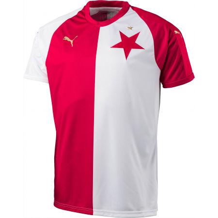Originální fotbalový dres - Puma SK SLAVIA HOME JSY KIDS - 2