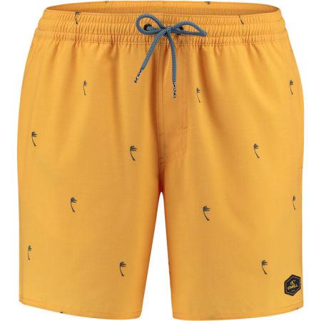 O'Neill PM MINI PALMS SHORTS - Pánské koupací šortky