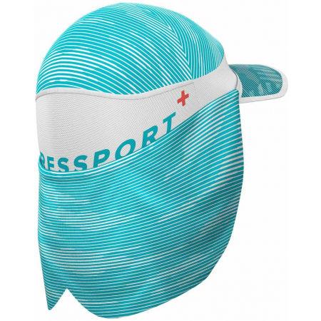Běžecká čepice - Compressport ICE CAP SUN SHADE - 2