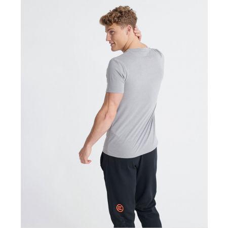 Pánské tričko - Superdry CORE SPORT SMALL LOGO TEE - 2
