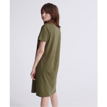 Dámské šaty - Superdry DESERT GRAPHIC T-SHIRT DRESS - 2