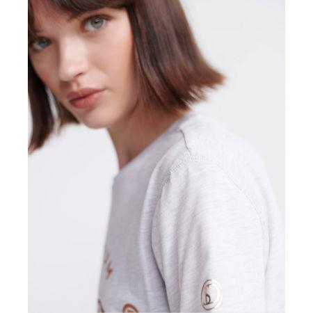 Dámské šaty - Superdry CORE T-SHIRT DRESS - 5