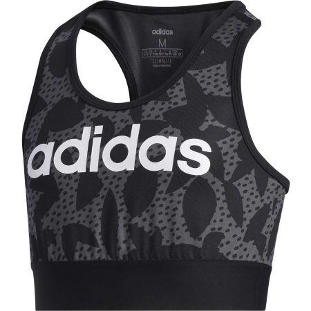 Dívčí sportovní podprsenka - adidas YG XPR BRA TOP - 1