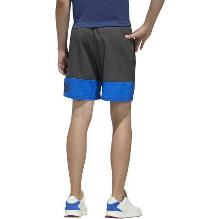 Pánské kraťasy - adidas D2M COLORBLOCK SHORT - 5