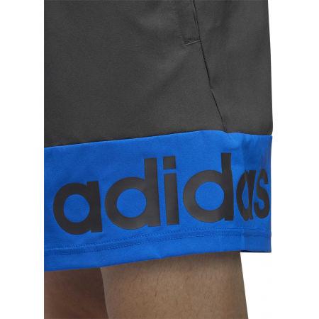 Pánské kraťasy - adidas D2M COLORBLOCK SHORT - 7