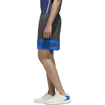 Pánské kraťasy - adidas D2M COLORBLOCK SHORT - 4