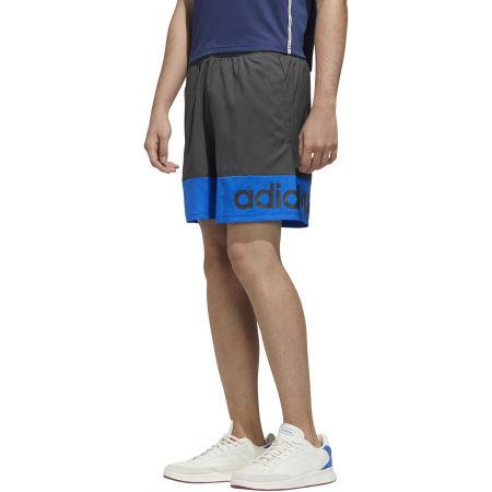 Pánské kraťasy - adidas D2M COLORBLOCK SHORT - 3