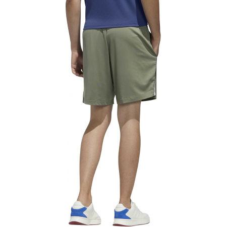 Pánské kraťasy - adidas D2M MATERIALS MIX SHORT - 6