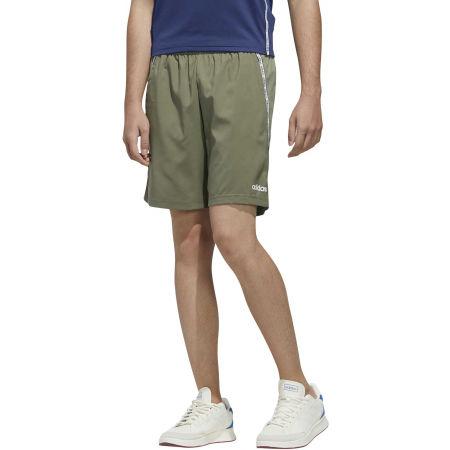 Pánské kraťasy - adidas D2M MATERIALS MIX SHORT - 3