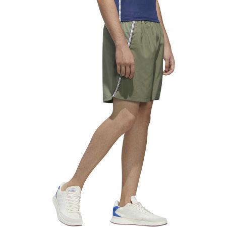 Pánské kraťasy - adidas D2M MATERIALS MIX SHORT - 5