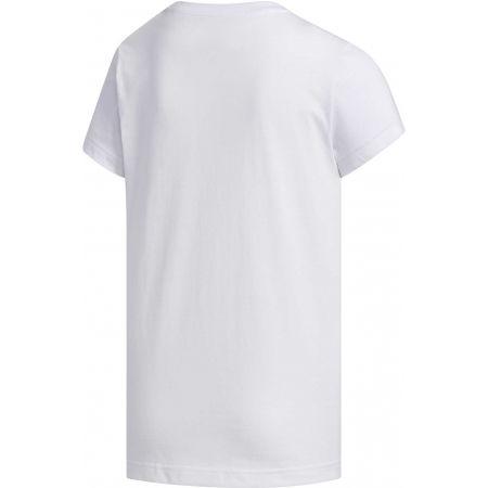 Dívčí tričko - adidas YG CAMO TEE - 2