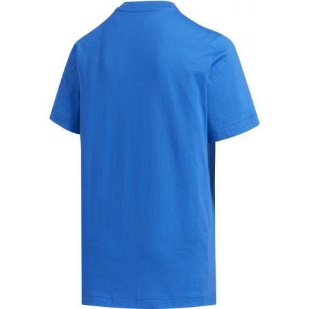Chlapecké tričko - adidas YB BOX TEE - 2