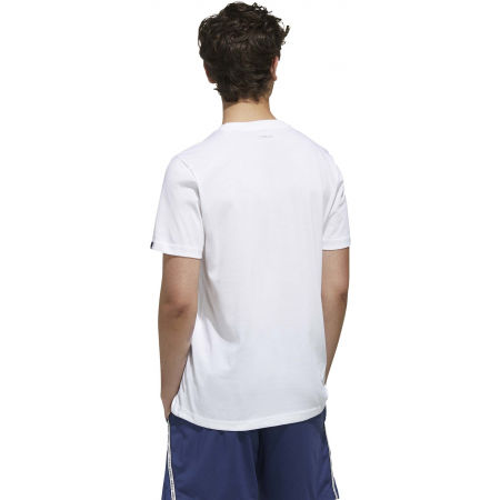 Pánské sportovní tričko - adidas CLIMA SLGN T - 7