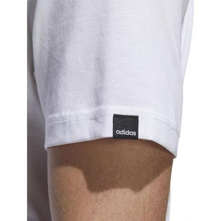 Pánské sportovní tričko - adidas CLIMA SLGN T - 10
