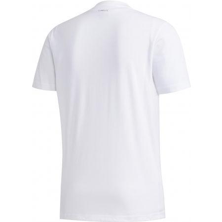 Pánské sportovní tričko - adidas CLIMA SLGN T - 2