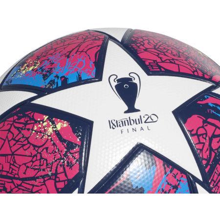 Fotbalový míč - adidas FINALE ISTANBUL LEAGUE - 3