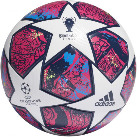 Fotbalový míč - adidas FINALE ISTANBUL LEAGUE - 1