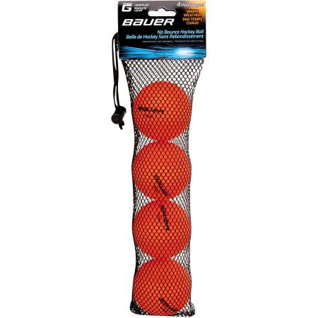 Bauer HOCKEY BALL WARM 4 PK