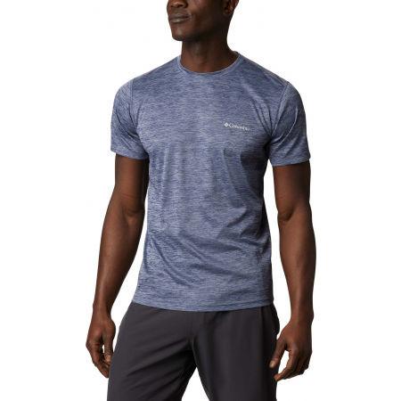Columbia ZERO RULES™ SHORT SLEEVE SHIRT - Pánské triko