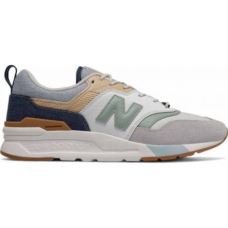 Pánská volnočasová obuv - New Balance CM997HAM - 1
