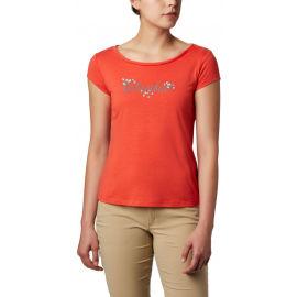 Columbia SHADY GROVE SS TEE - Dámské tričko