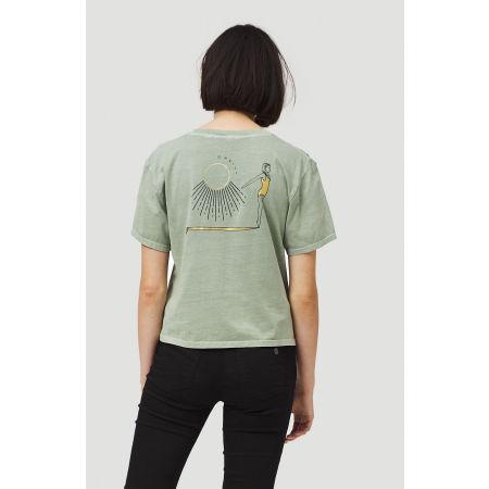 Dámské tričko - O'Neill LW LONGBOARD BACKPRINT T-SHIRT - 4
