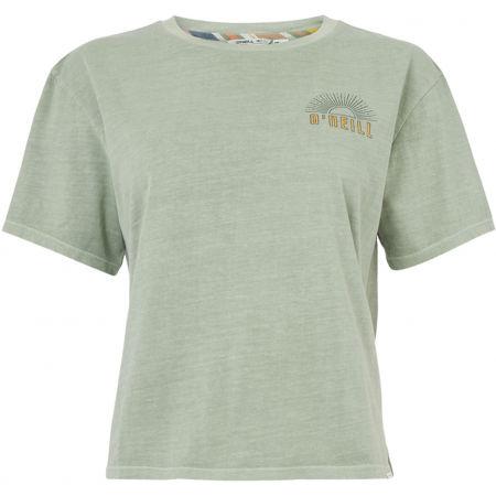 Dámské tričko - O'Neill LW LONGBOARD BACKPRINT T-SHIRT - 1