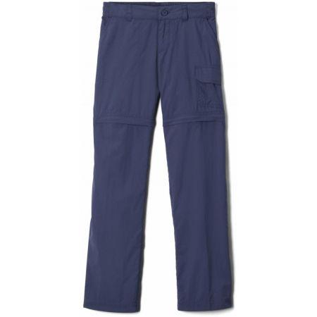 Columbia SILVER RIDGE IV CONVERTIBLE PANT - Dětské outdoorové odepínatelné kalhoty