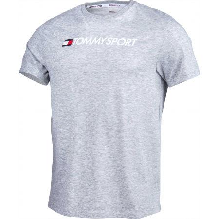 Tommy Hilfiger CHEST LOGO TOP - Pánské tričko