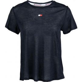 Tommy Hilfiger PERFORMANCE LBR TOP - Dámské tričko